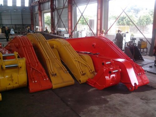日立200挖掘机加长臂 日立挖掘机加长臂 挖掘机加长臂改装厂家