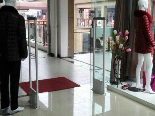 专业维修安装调试超市安全门,服装安全门,服装防盗门,商场防盗设备