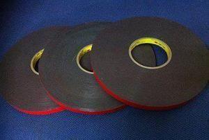 供应美国3M胶带3M5952泡棉胶带