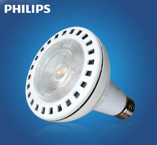 飞利浦LED飞凡PAR30 20W射灯代替75W金卤灯螺口15度