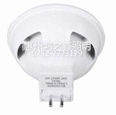 飞利浦MR16 4W射灯灯杯2700K 6500K 24度 白色