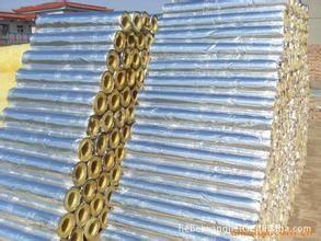 铝箔玻璃棉管壳厂家