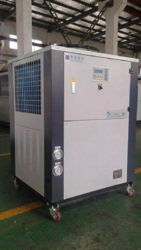 反应釜专用冷水机,工业冷水机厂家,螺杆式水冷机组