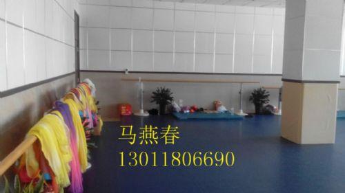 北京 欧氏 舞蹈教室 无划痕抗压 塑胶地板 价格