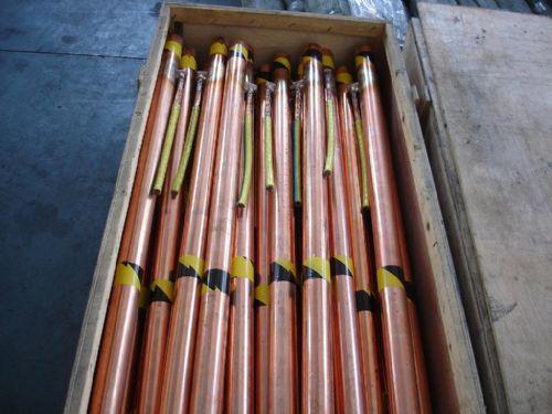 防雷接地铜包钢接地棒生产厂家