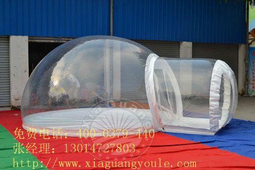 透明泡泡屋,帐篷移动水乐园