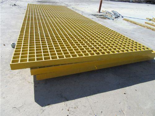 厂家直销 玻璃钢格栅  洗车房格栅 地沟盖板1.2*2.4m