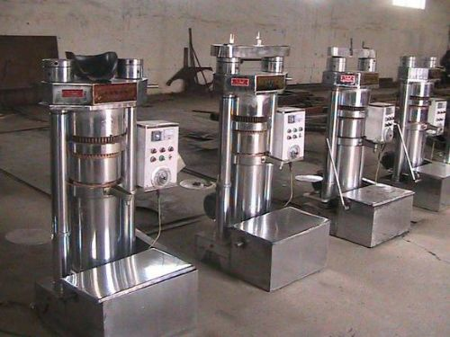 液压香油机