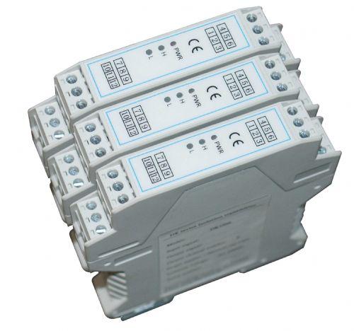高精度电阻信号输入型隔离变送器