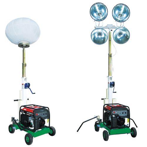 全方位移动式照明灯塔工程照明车