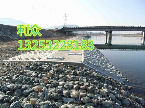 水利护坡护岸格宾网 镀锌包塑格宾网价格