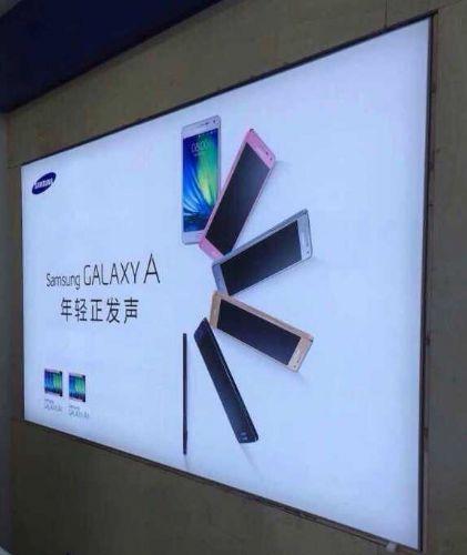 新疆乌鲁木齐无框拉布灯箱|LED硬灯条