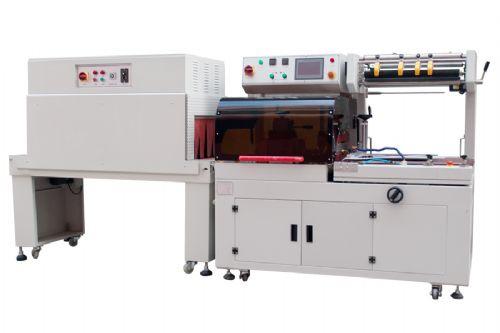 全自动边封收缩包装机MTW-5545C+MTW-5030