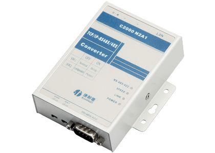 串口服务器 串口通讯 数据采集器