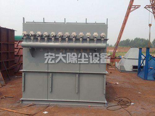 DMC-112脉冲布袋除尘器