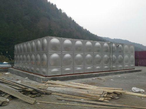 专业供应海口市201|304不锈钢生活水箱|不锈钢消防水箱厂家价