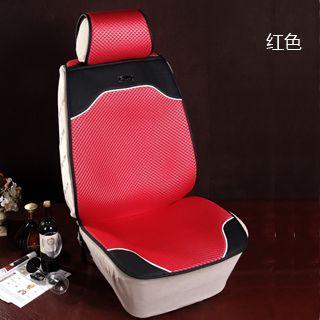 供应3D透气 免绑 超薄四季汽车座垫MSJ102