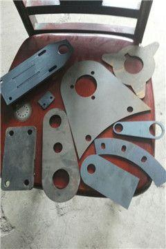 裕田金属钢材样板激光加工特点
