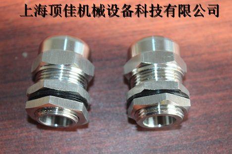 厂家直销不锈钢电缆防水接头,不锈钢电缆固定头
