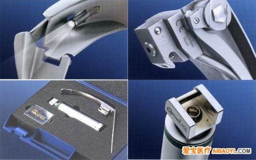 英国泰美科光纤喉镜