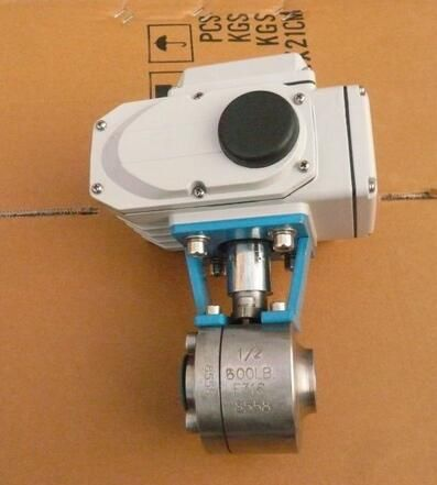 Q961N-160电动高压焊接球阀