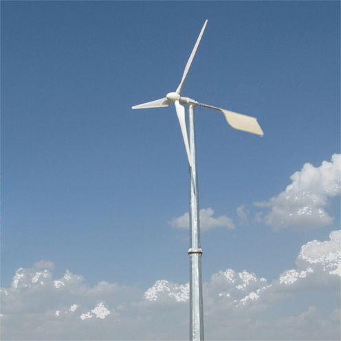 家用高效中小型家用船用高效10KW风力发电机