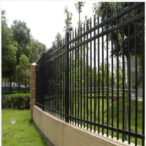 广西厂家供应锌钢护栏 定制防盗组装式锌钢护栏 小区锌钢护栏批发