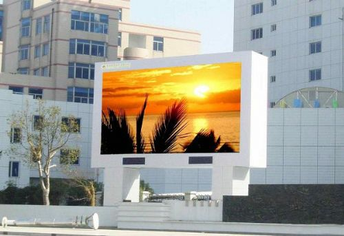 南通LED全彩屏信息发布系统