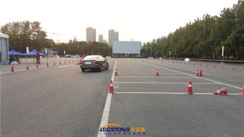 上海车试通试驾场地