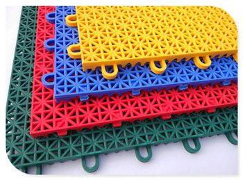 遂宁幼儿园拼装地板网球场悬浮拼装运动地板南充操场地板