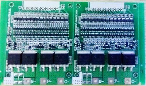 16串48V磷酸铁锂,聚合物电动车动力锂电池保护板BMS