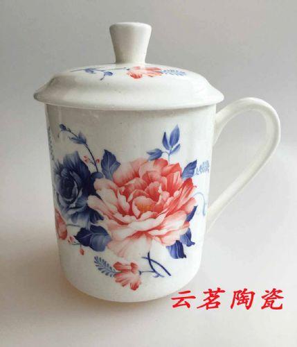 景德镇陶瓷茶杯厂