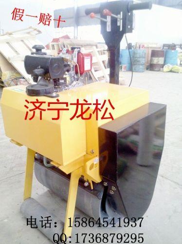 龙松单轮重型压路机