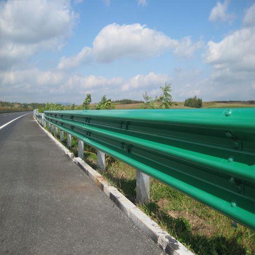 防腐防撞 省道波形护栏 优质高速波形护栏