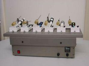 八工位电动牙刷耐磨擦试验机