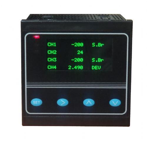 DK2000四回路位式过程巡检仪
