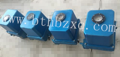 天津福纳德低价供应伯纳德系列QA电动执行器