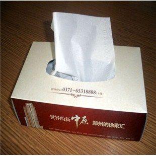 郑州纸抽印刷厂郑州纸抽厂家定制广告纸抽生产厂家