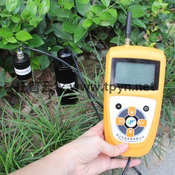 GPS土壤水分速测仪