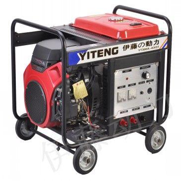 便携式YT350A汽油焊机