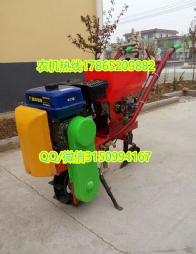 汽油播种机  多功能播种机