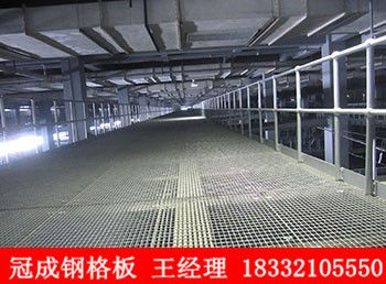 钢格栅板厂家加工生产平台钢格栅价格是多少