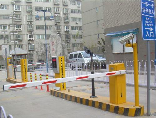 蓝牙停车场管理系统