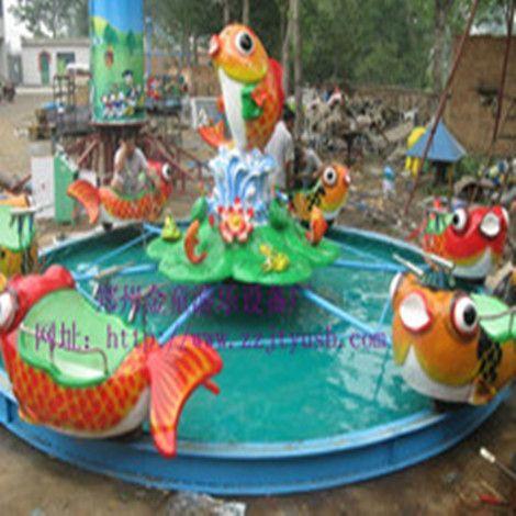 游乐设备鲤鱼跳龙门豫星厂家行业领先
