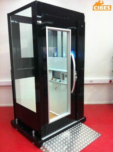 cibes螺杆式驱动小型家用电梯a4000