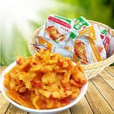 一件代发湘脆儿萝卜干湖南特产零食小吃腌制酱菜泡菜散装称重批发