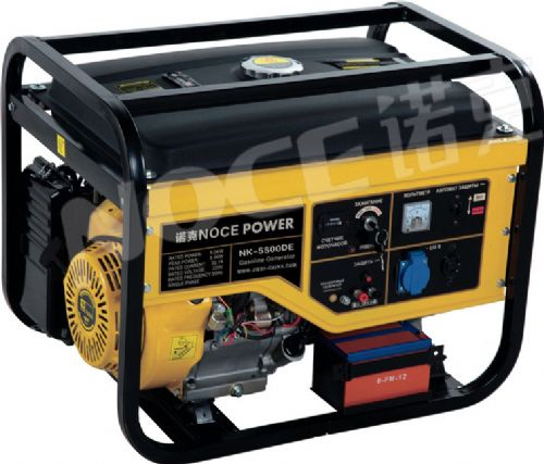 诺克5kw三相380v汽油发电机价格
