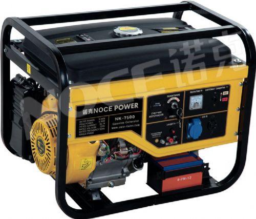 诺克6kw汽油发电机电启动价格