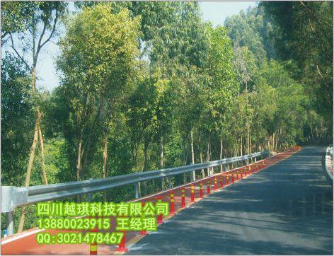 波形护栏板 公路护栏 护栏板价格 防撞护栏安装
