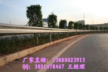 波形护栏板 波形梁钢护栏 防撞护栏厂 路侧护栏